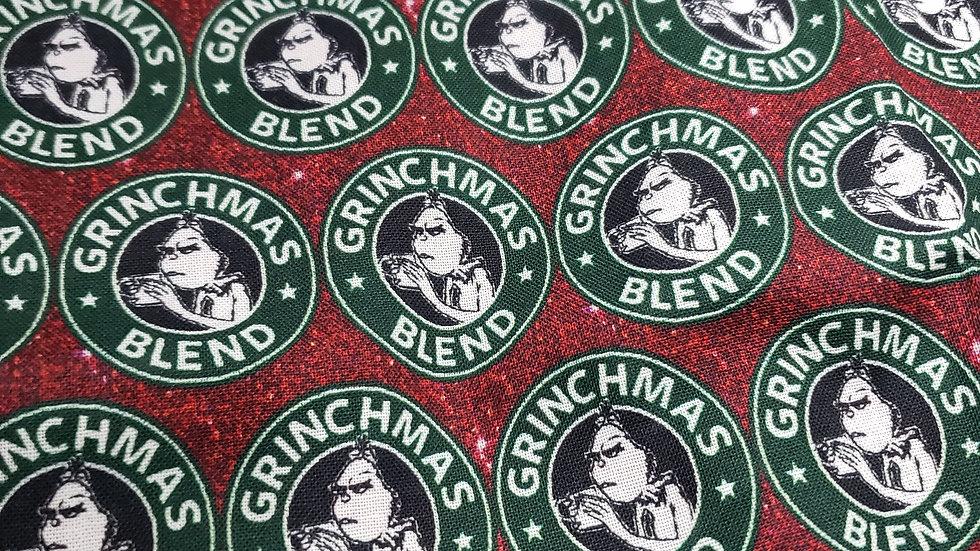 Grinchmas Blend Mask 😷