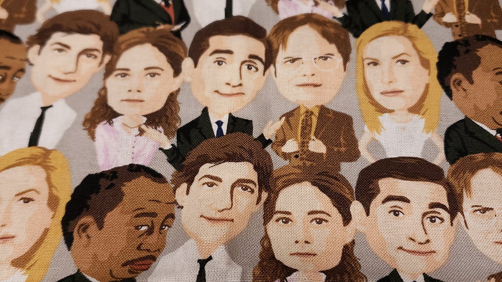 The Office Bobble Heads