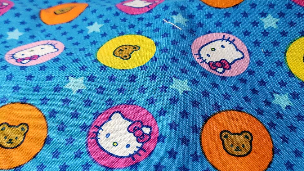 Hello Kitty Blue Mask 😷