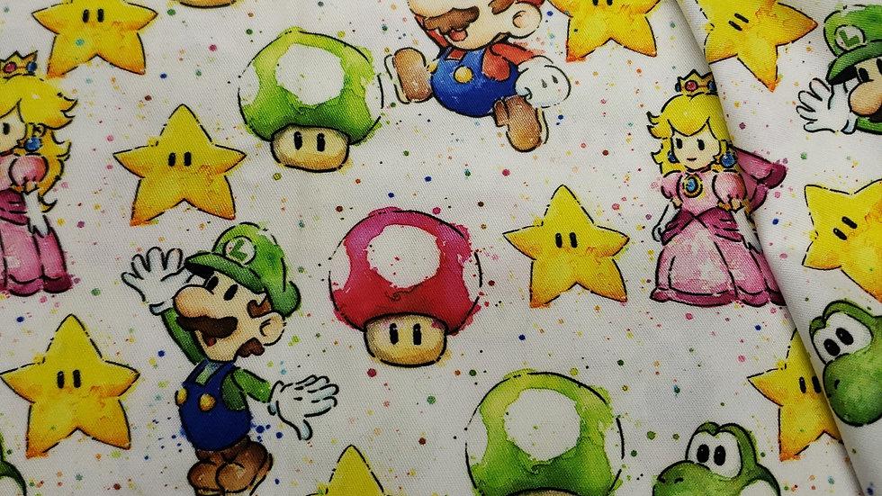Super Mario Mask 😷