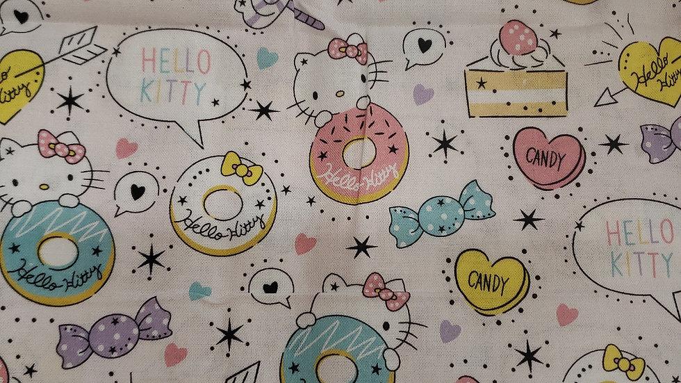Hello kitty doughnuts