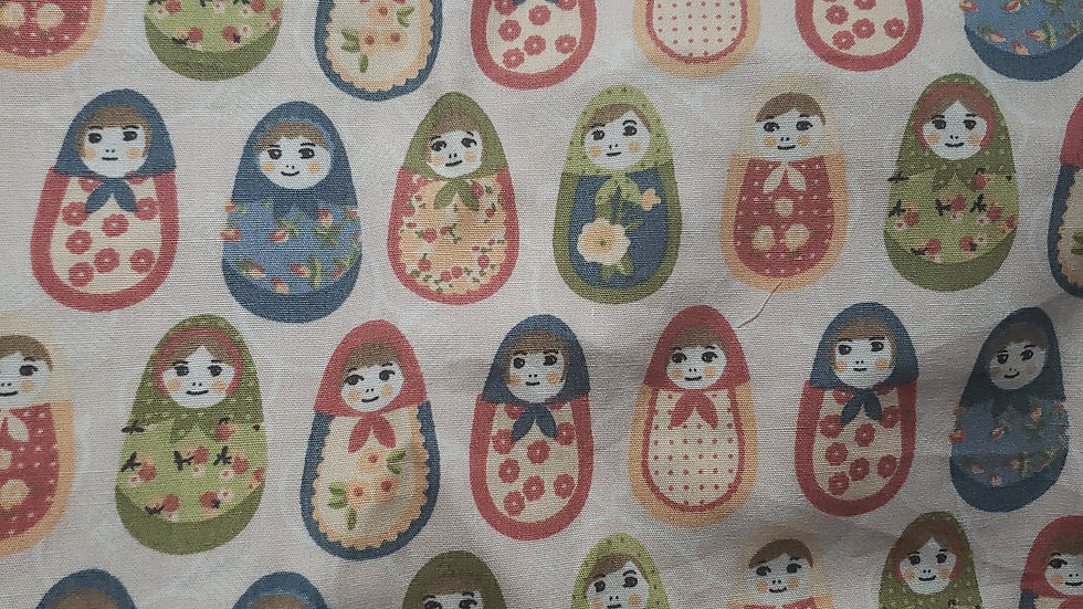 Neutral Colors Matryoshka