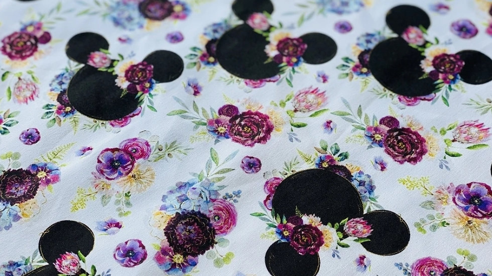 Disney Minnie Mouse Fall Floral