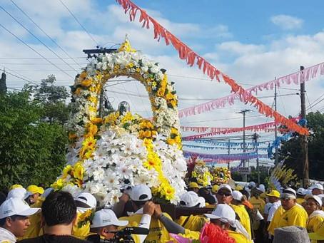 Suspenden procesión de Santo Domingo por brote de Covid-19
