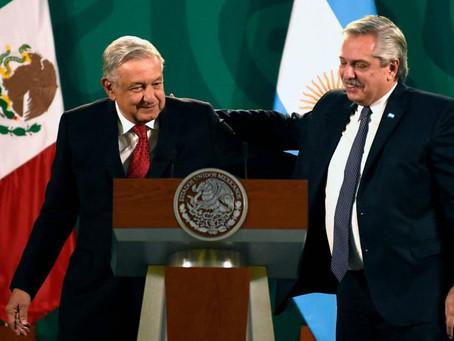 Argentina y Mexico llaman a consultas a sus embajadores en Nicaragua