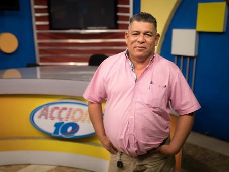 Jefe de prensa de Canal 10 citado al Ministerio Público