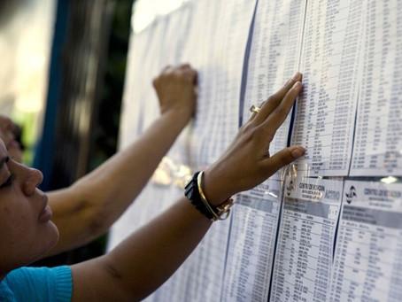 4 millones 347 mil 340 ciudadanos aptos para votar, según CSE
