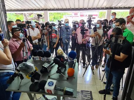 """Nicaragua en la lista negra de países """"depredadores de la prensa"""", según organismo"""