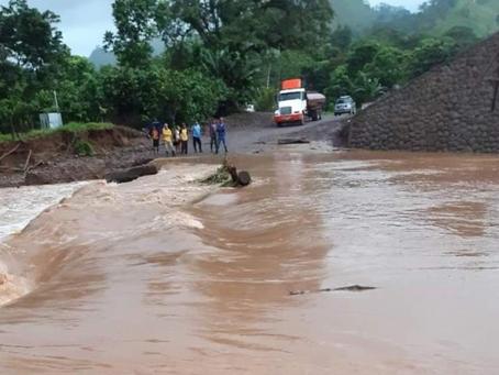 Temporal lluvioso en el Caribe de Nicaragua cobra su primera víctima