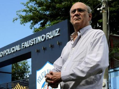 """""""No callarán al periodismo"""", la respuesta de Carlos Fernando al allanamiento de su residencia"""