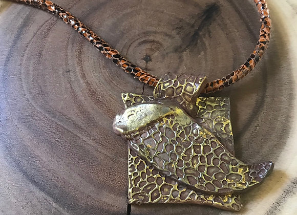 Animal Print Necklace 4