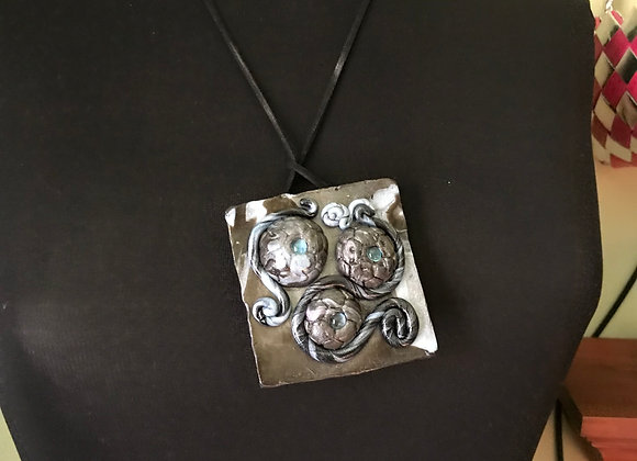 Looks Like Steel Necklace