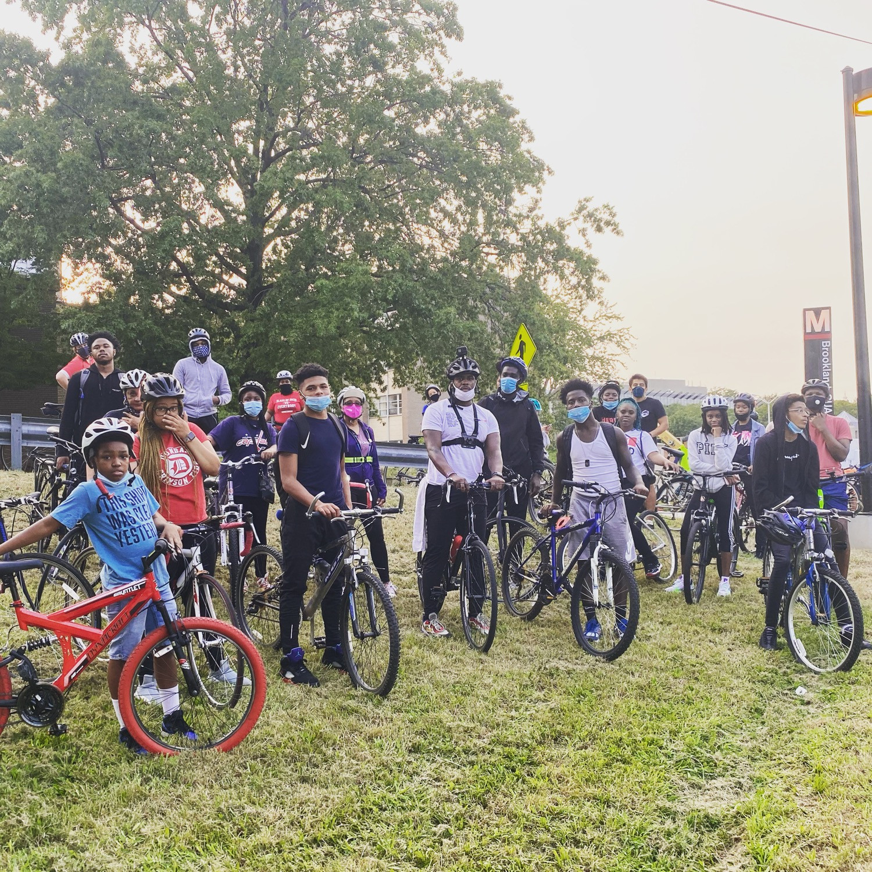 #STAYPRIME Biking Program