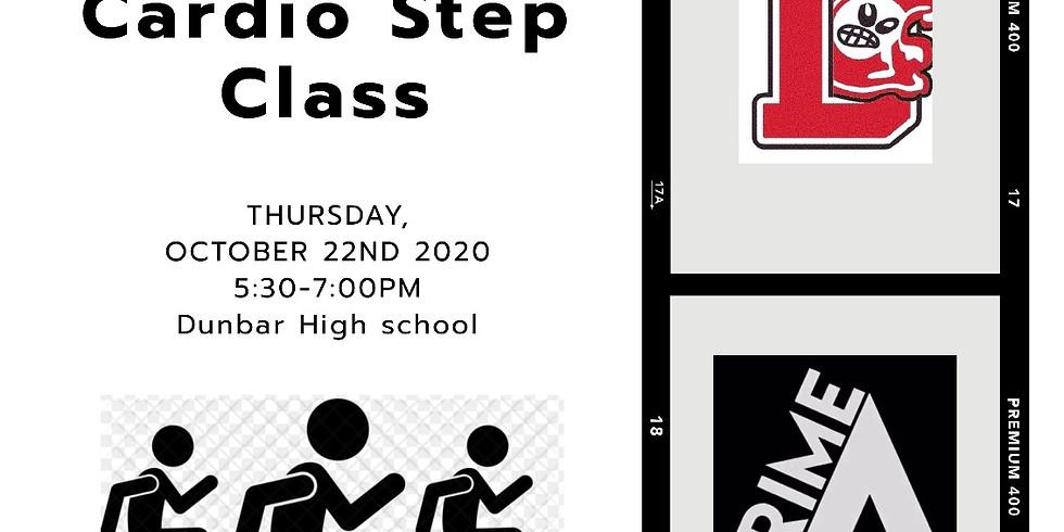 #STAYPRIME Hip Hop Step class