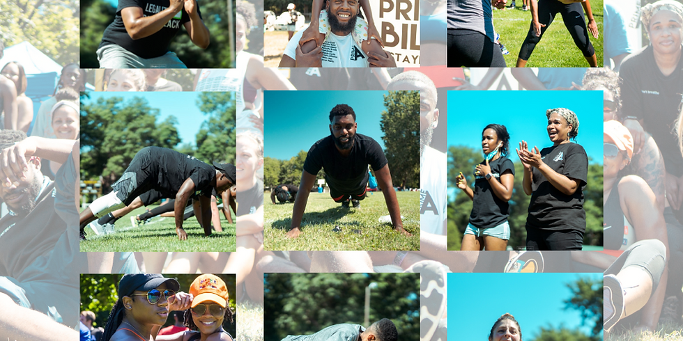 2nd Annual Sweat it Out for Black Lives