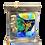 Thumbnail: GARY ROSENTHAL SMALL TZEDAKAH BOX
