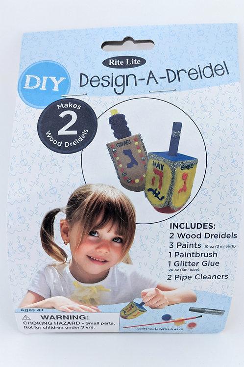 Design-a-Dreidel
