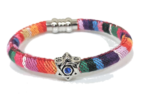 MY TRIBE MULTI-COLORED BRACELET