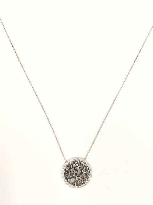 SHEMA STERLING SILVER NECKLACE