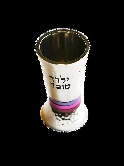 EMANUEL BABY GIRL KIDDUSH CUP