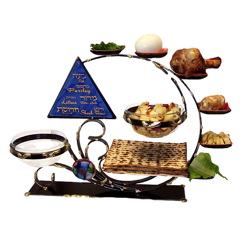 THE ULTIMATE SEDER PLATE (PRE-SALE)