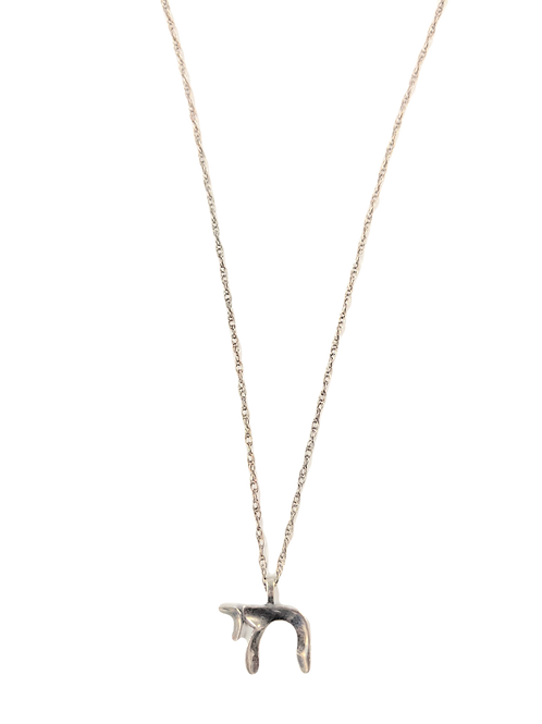 CHAI STERLING SILVER NECKLACE