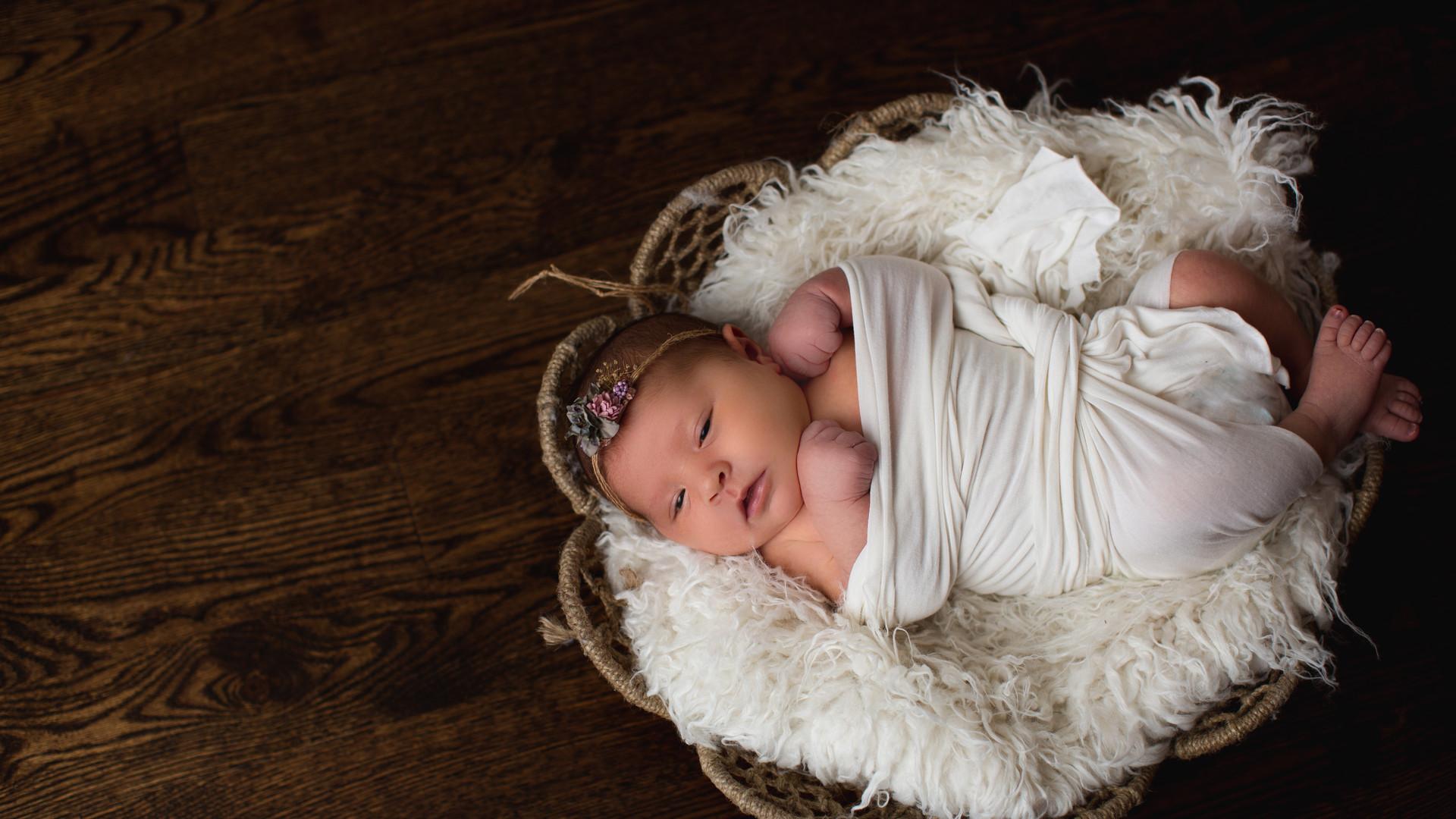 Minneapolis Newborn Photography
