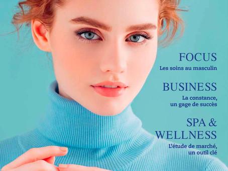 """""""Ouverture d'une boutique pédagogique à l'IBCBS"""" article à découvrir dans Beauty Forum de ce mois-ci"""
