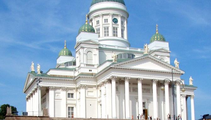 Summer Visit to Helsinki