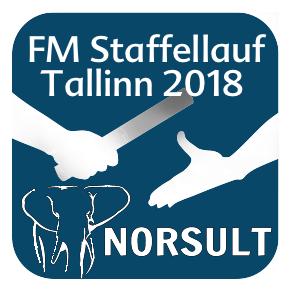 Logo and Button for FileMaker Staffellauf Tallinn