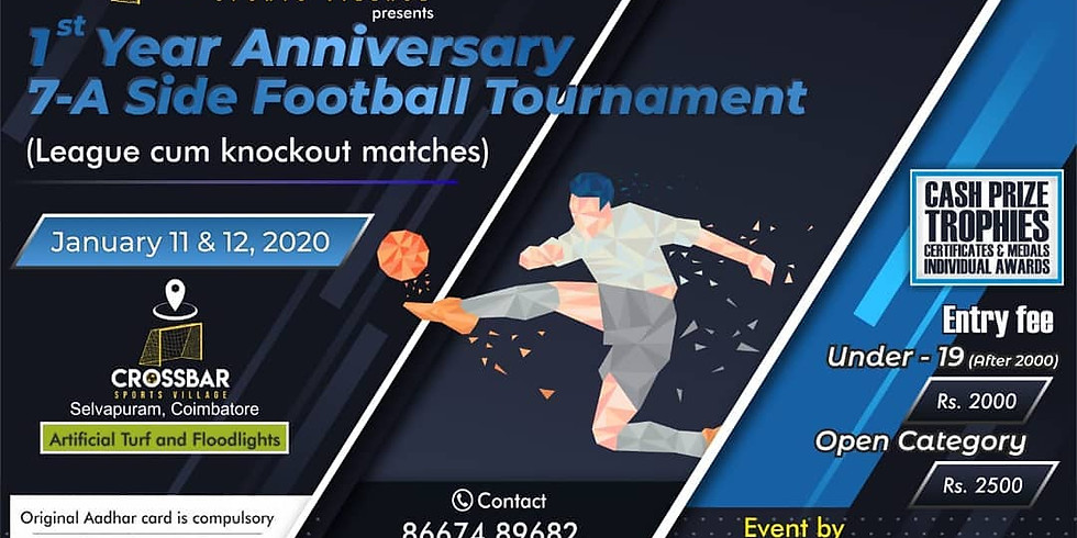 7-a-Side Tournament