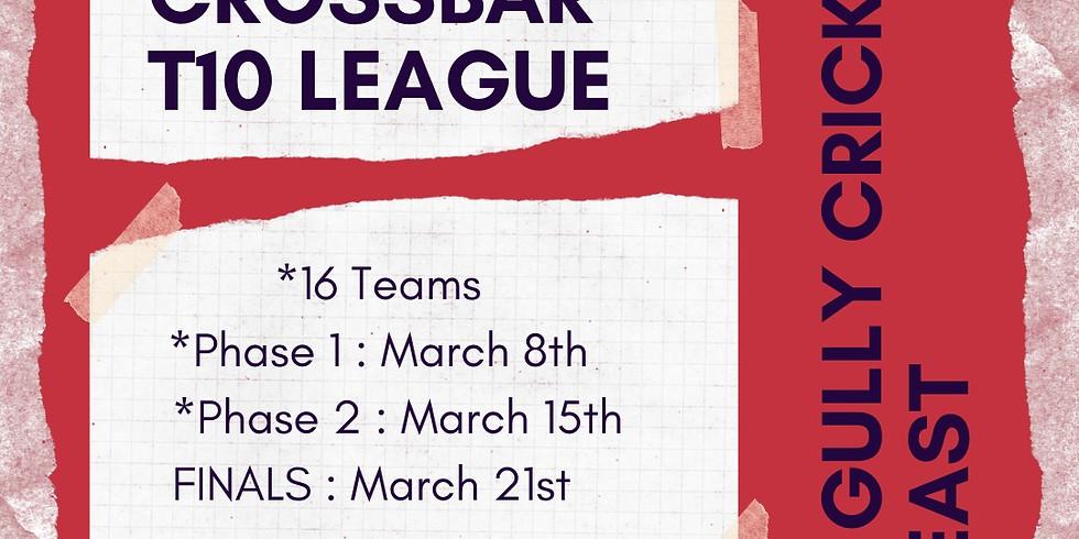 Crossbar T10 League