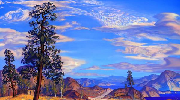 883 Broken Road Broken Sky 20''x24''.jpg