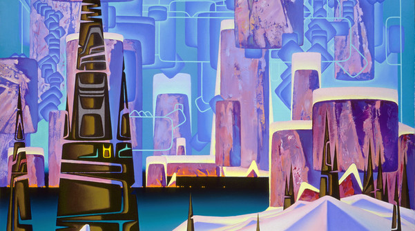 733 Winter Rapture 16''x20''.jpg