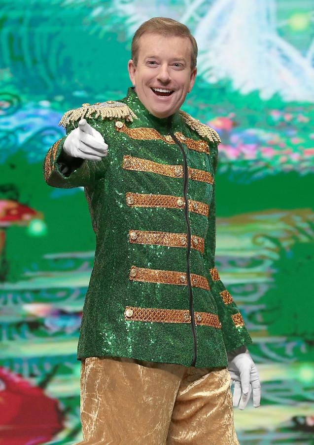 Peter Pan Panto.ie