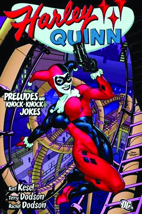 Harley Quinn: Preludes and Knock Knock Jokes