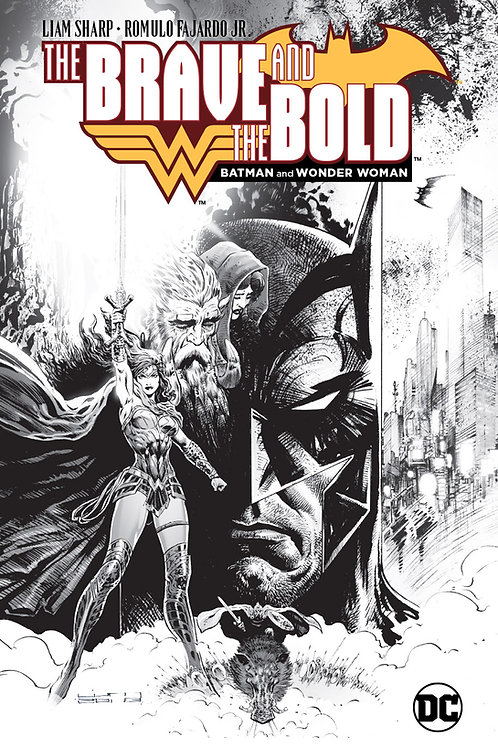 The Brave and The Bold: Batman and Wonder Woman HC (LCSD Exclusive)