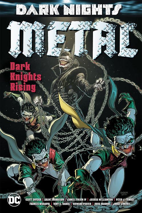 Dark Nights Metal: Dark Knights Rising HC