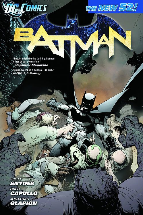 Batman vol. 1 The Court of the Owls (N52) TP