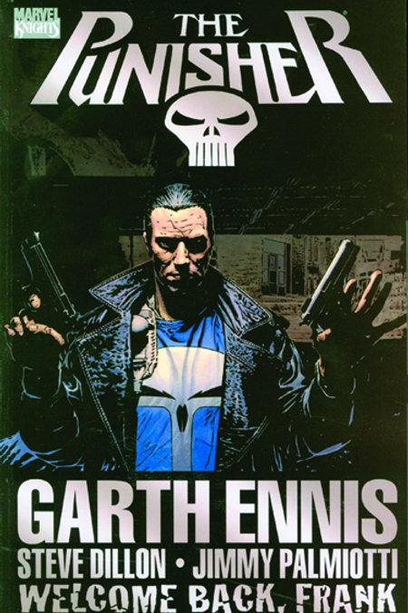Punisher Welcome Back, Frank