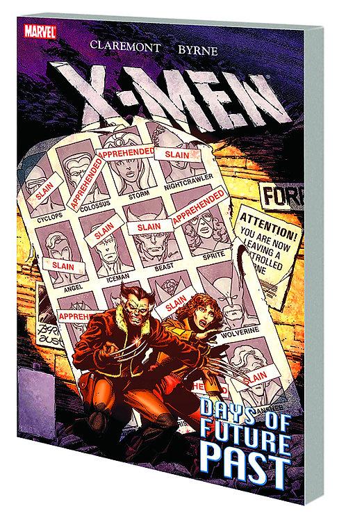 X-Men: Days of Future Past TP