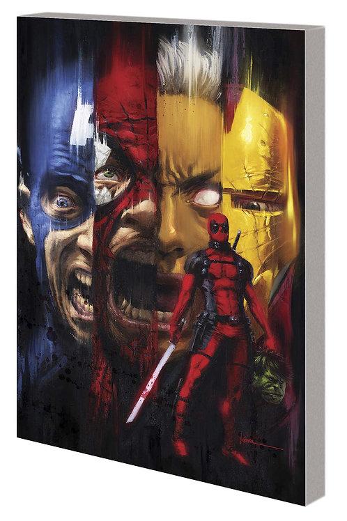 Deadpool Kills the Marvel Universe TP