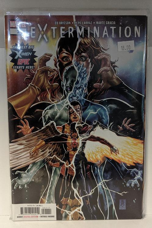 X-Men: Extermination (Comic Set)