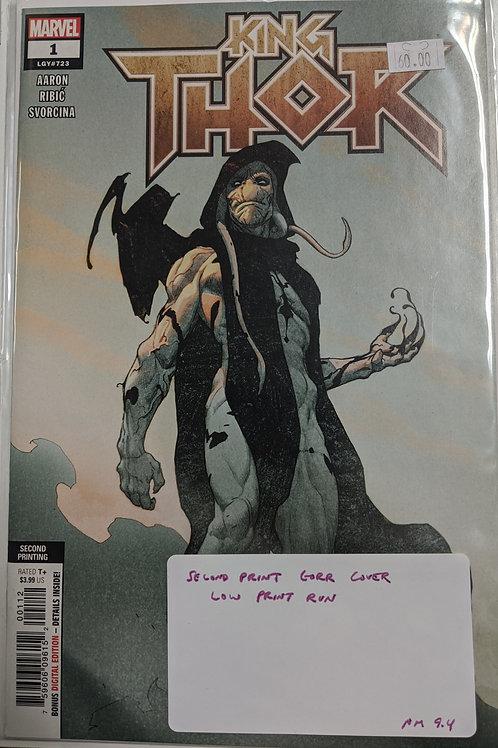King Thor #1 (2nd Print)