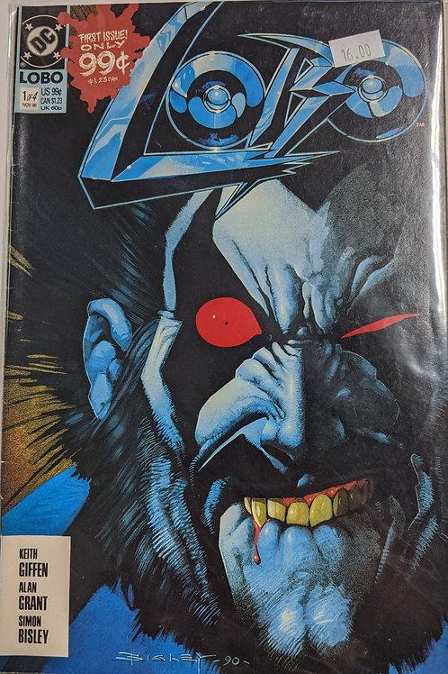 Lobo (Comic-Set)
