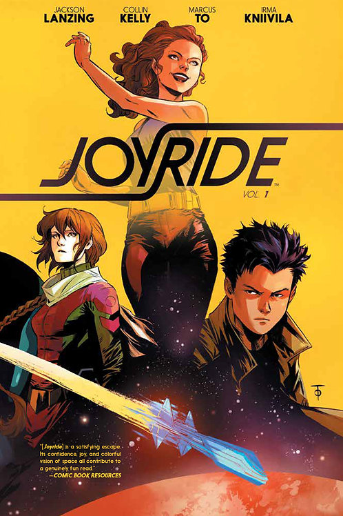 Joyride vol 1