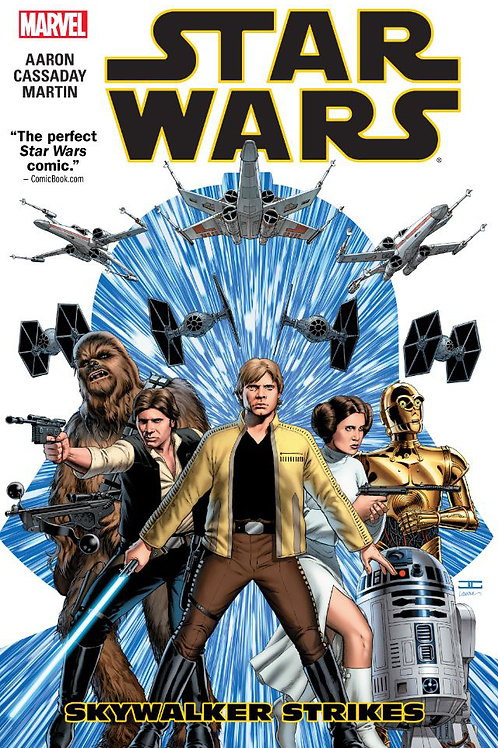 Star Wars vol 1 Skywalker Strikes