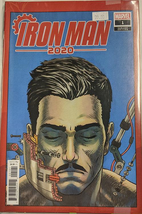 Iron Man 2020 (Comic-Set)