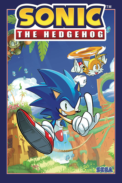Sonic the Hedgehog Fallout