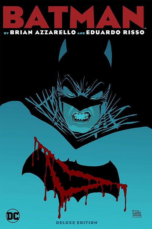 Batman by Azzarello and Rizzo Deluxe HC